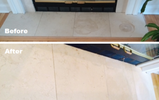 Cleaning Granite Or Marble Stains