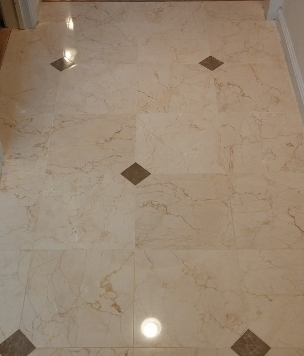 Can i use unsanded grout on floor tiles