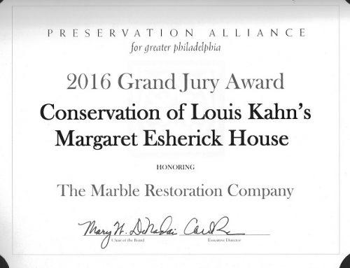 TMRC Receives Preservation Alliance Grand Jury Award