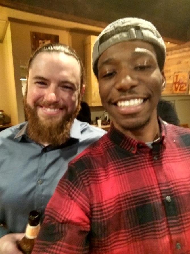 Mike and Jamal