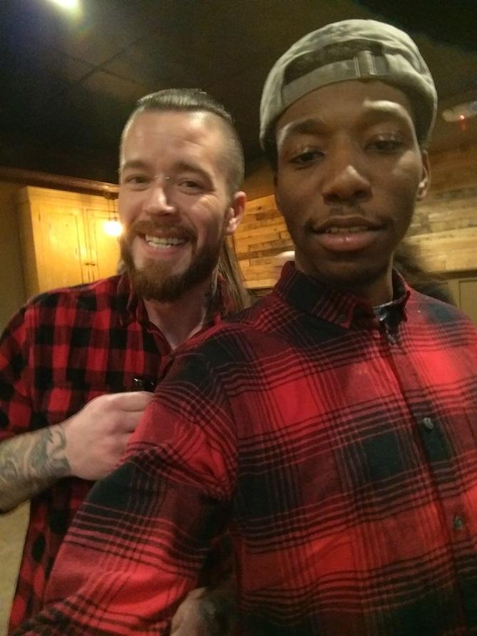 Chip and Jamal