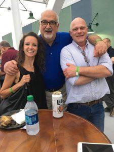 Brynn, Rick and Chaz - PBMOA Event