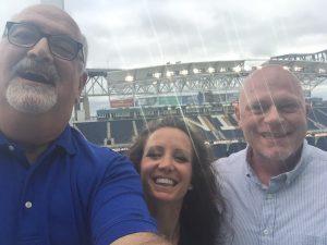 Rick, Brynn and Chaz - PBMOA Event