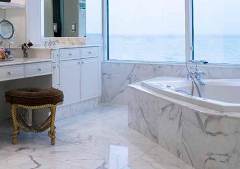 Marble, limestone, granite, slate restoration, cleaning & repair